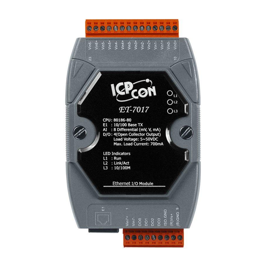 ET-7017CR-ModbusTCP-IO-Module buy online at ICPDAS-EUROPE
