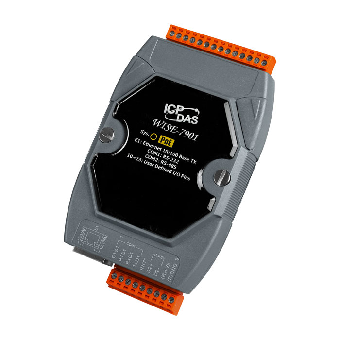 WISE-7901CR-ModbusTCP-IO-Module buy online at ICPDAS-EUROPE