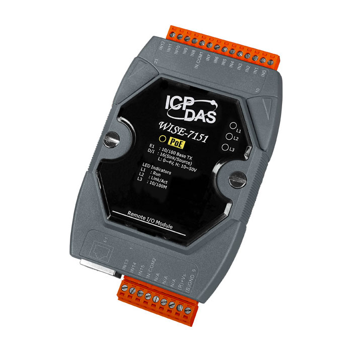 WISE-7151CR-ModbusTCP-IO-Module buy online at ICPDAS-EUROPE