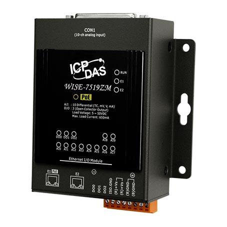 WISE-7519ZM-MQTT-Controller buy online at ICPDAS-EUROPE