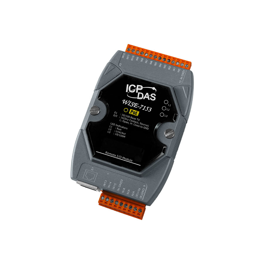 WISE-7153CR-ModbusTCP-IO-Module buy online at ICPDAS-EUROPE
