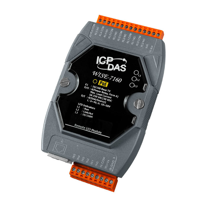 WISE-7160CR-ModbusTCP-IO-Module buy online at ICPDAS-EUROPE